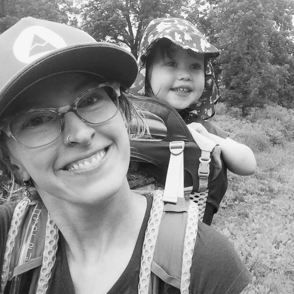 Thru-hiking: Family Edition! Meet Emma Schultz