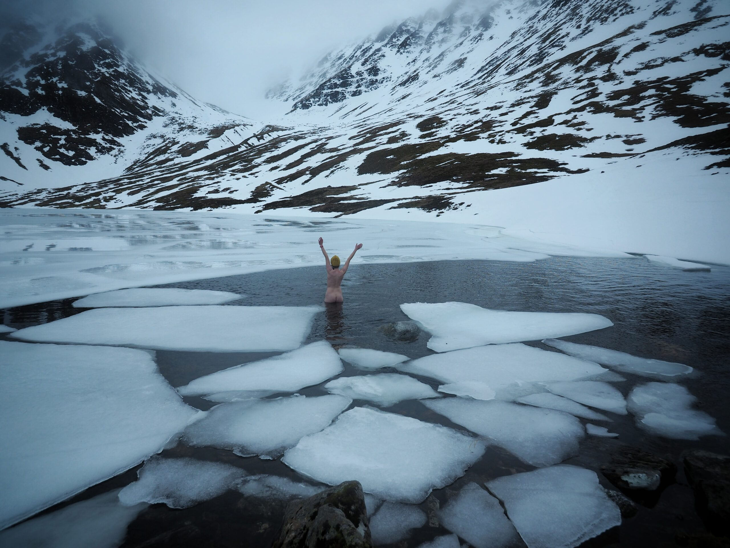Dip a Day: Annie Le's Month of Icy Adventures